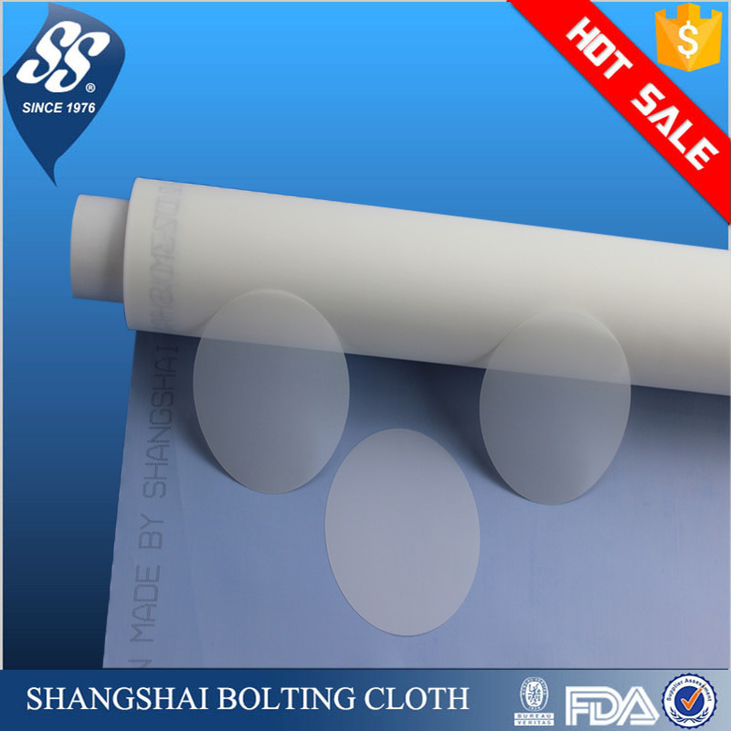 white 100 micron air conditioner nylon dust filter mesh