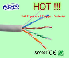 Best quality & price network cable UTP/FTP Cat5e cable