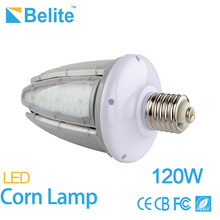 120w e26 led corn bulb light 5730 smd 360degree lotus shape 3years warranty