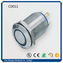 12mm Metal Pushbutton Switch with Momentary Operation(With LED Type)