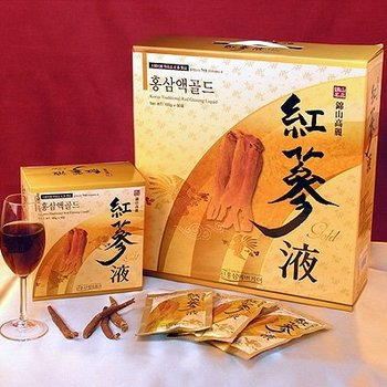 Red Ginseng Fluid Gold 60
