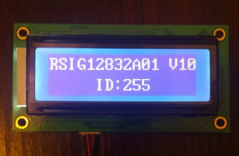 low power transflective sunlight readable 3.0 inch 3.2inch 128x32 dot MCU/SPI interface monochorme LCD module