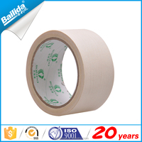 Factory custom size masking tape crepe paper for decoration