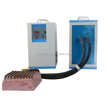 CE certified Medium Frequency Induction gold and silver melting Melting Furnace
