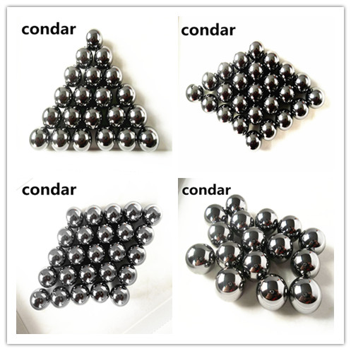 Metal carbon steel ball iron ball sizes are complete