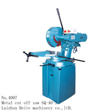 Cut off machine, Pipe cutting machine made in China,plywood saw cutting machine