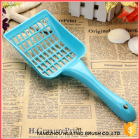 Pet supplies cat plastic litter shovel /cat cleaning scoop