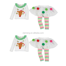 2015 embroidered white twinset sister wear short girl 100% cotton fabric christmas dress pattern