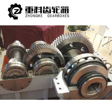 2017 speed gearbox with input shaft/vertical mounted gearbox/reducer
