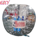 Commercial inflatable sumo wtertling suits/kids body zorb/body bumper bubble soccer ball
