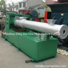 Recycled Black Pp Plastic Granule Recycling Small Granulator