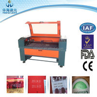 CO2 Laser Engraving/Cutting Machine For Crystal/Jade/Ceramics