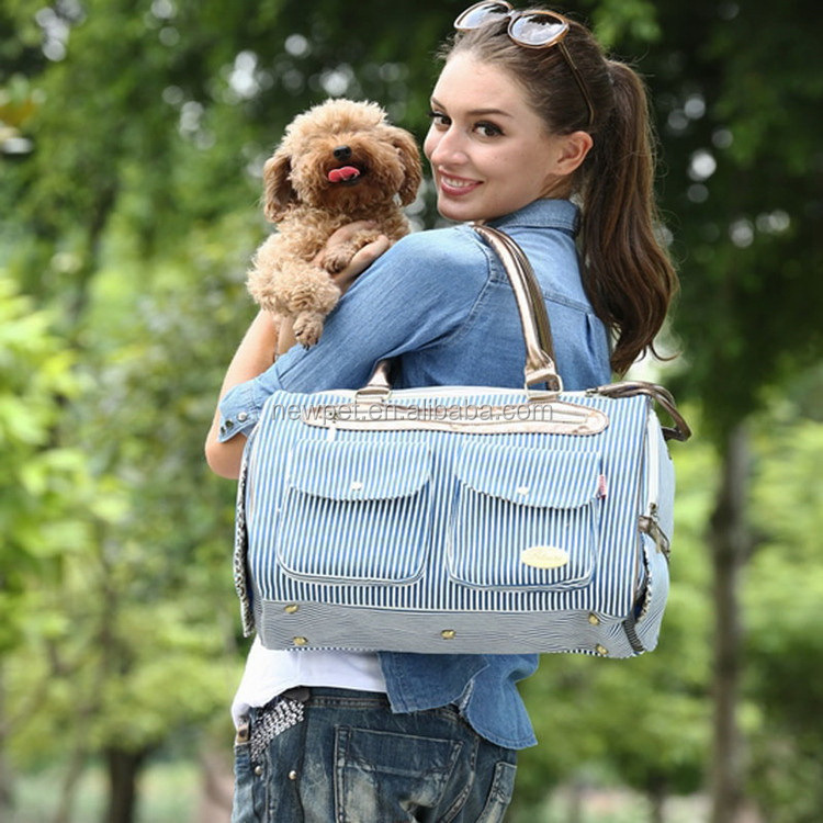 Various styles attractive fashion european style pet carry bag pet bag out