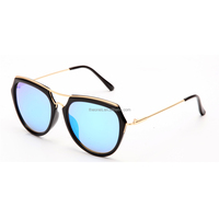 2016 Fashionable Woman New Style Acetate Sunglasses