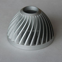 Qingdao manufacture OEM track street light housing aluminum die casting led light shell die casting