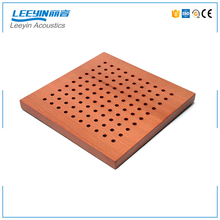 hot sale perforated acoustic ceiling panel