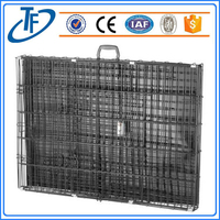 High Quality Folded Pet Cage