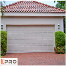 Cheap remote control roller shutter door aluminum garage door prices garage door