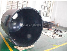 wear resistance etfe / ectfe coated reactor