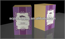 perfume packaging box design templates