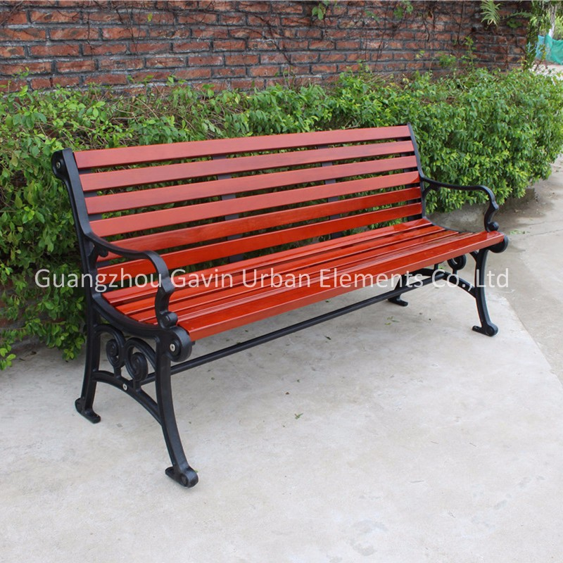 6 Feet Long Metal Garden Bench Cast Iron Garden Bench