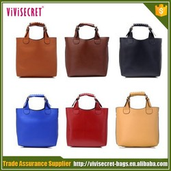 Guangzhou brands designer fashion trend PU leather lady handbag factories in China