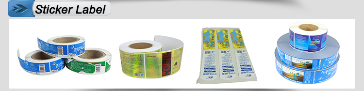 Bopp IML/inmould label for plastic paint buckets