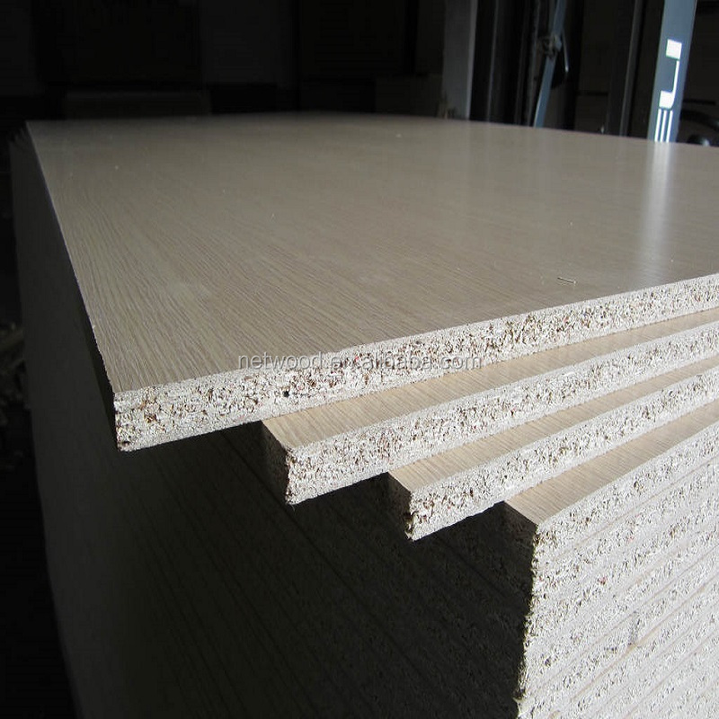 good price14mm plywood particle board 1220*2440mm different colours