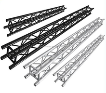 China Manufacturer aluminum box truss square lighting truss 100% compatible with Global truss F34