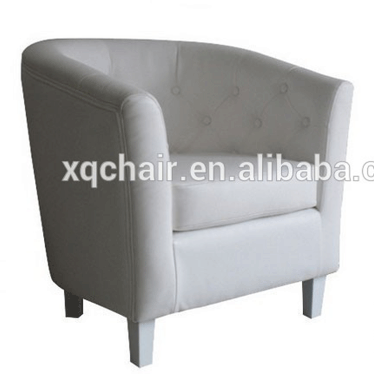 Hotel single seater sofa chair TUb chair XQ-888