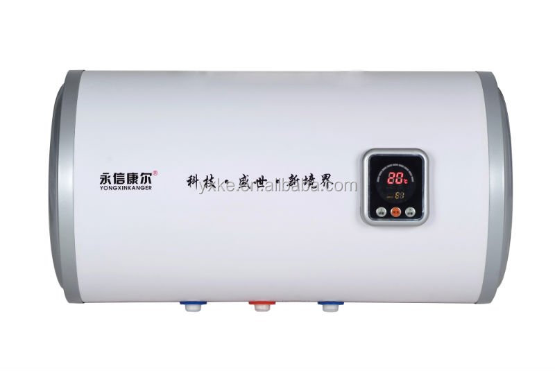 2016 hot wholesale used home appliance bathroom LED display electrical water heater