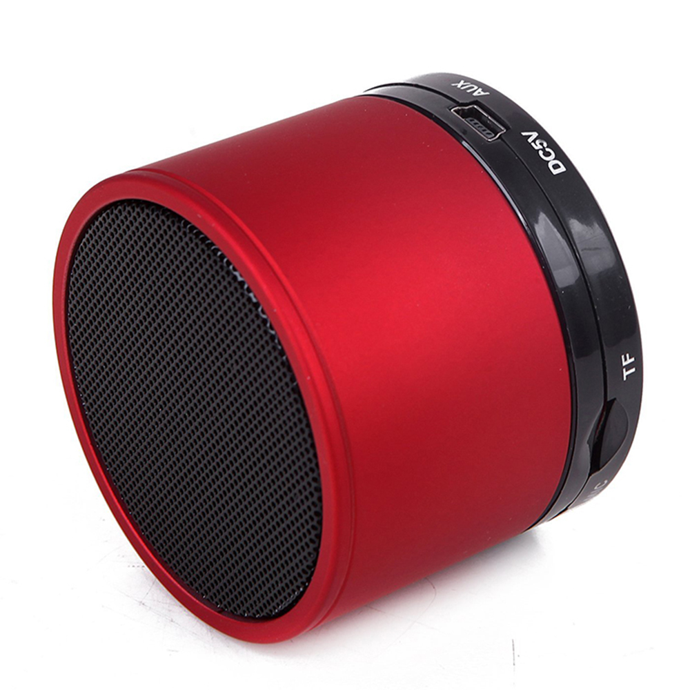 Supports TF/SD Card Wireless Music Player Speaker S10