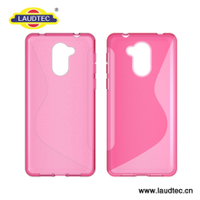 High Clear S Line Tpu Case For Huawei Honor 6C Hybrid Armor Case