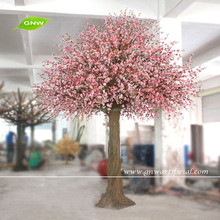 GNW BLS042 large decorative tree stump made by fiberglass used for wedding and home garden
