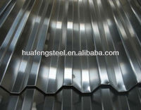 corrugated galvanized steel sheet zinc aluminium roofing sheet