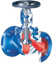 VMV GS-25 Bellows Globe Valve drawing