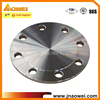 ANSI b16.5 class600 stainless steel electric flange(raised face blind flange)