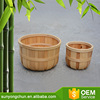100 Natural Coloured Bamboo Wicker Fruit