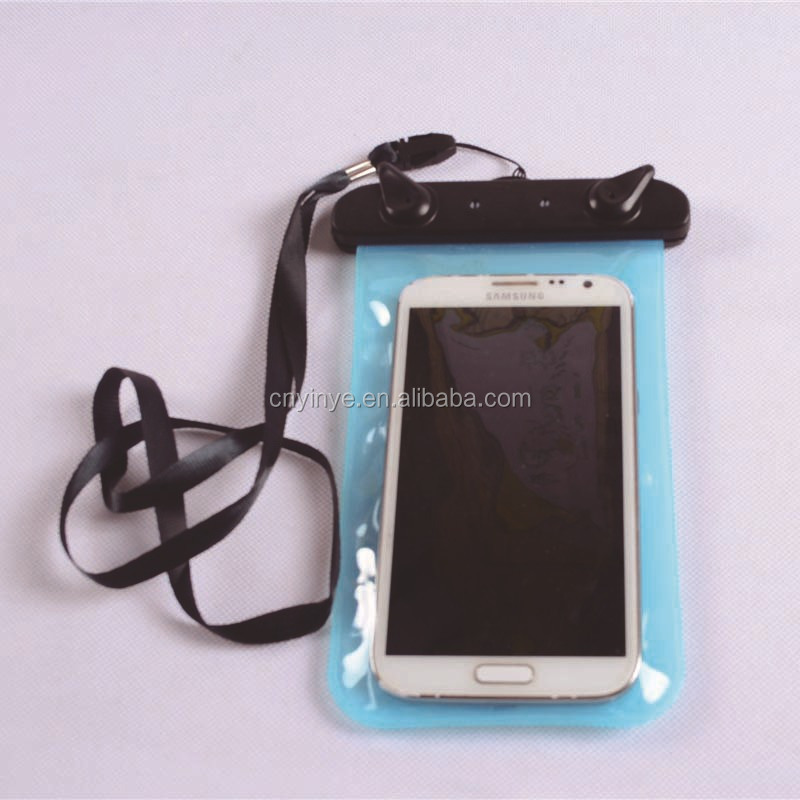 transparent pvc waterproof bag