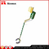 gold and silver whites metal detector