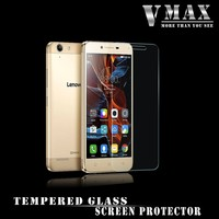 Mobile phone accessories Wholesale Best 2.5D 9H Hardness Tempered Glass Screen Protector for Lenovo vibe K5