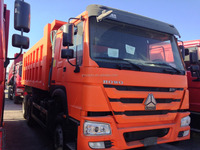 2016 NEW 10 WHEELER HOWO TIPPER TRUCK FOR SALE