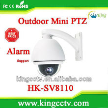 High Speed 360-degree Rotation HD IP PTZ Camera HK-SV8110