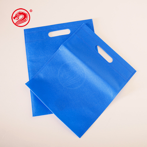 Custom Printed Non Woven 90 Gram Polypropylene Nonwoven Drawstring Bags For Shoe