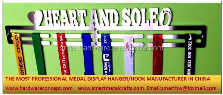 Running medal hanger Seel Race medal display hanger