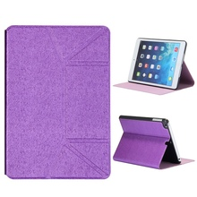 Cross Pattern Special Stand Flip Leather Case for iPad Mini 2 Retina