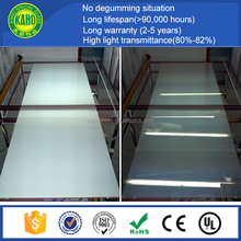 Good heat resistance Reasonable price light transmittance 80%-82% film of pdlc for office partition wall