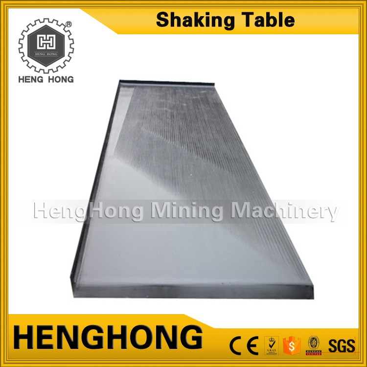 Best price auto gold prospecting pans gold separator table price