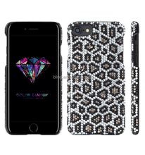 diamond leopard mobile Phone Case for iPhone 6 for iphone 7