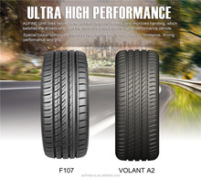 china car tyre golden manufacturer Aufine brand 245 45R17 ultra high performance with BIS GCC DOT